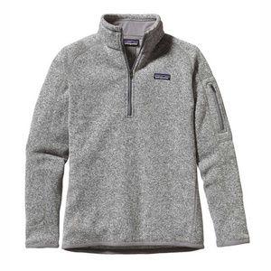 Patagonia Better Sweater, Birch White, NWT